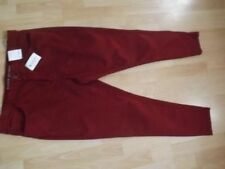 Marks and Spencer Red Regular Size Jeans for Women