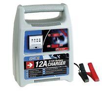 Chargeur de batterie 6v/12v 12 A Voiture , Camping Car