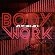 Morgan Page, Page Morgan Featuring Tegan & Sara - Body Work [New CD] Manufacture