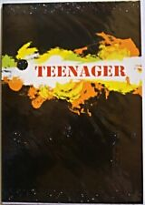 Teenager Birthday card, suitable for male or female, colour & glitter theme, new