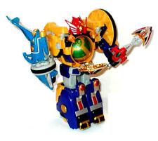 Power rangers 12 pouces Ninja Force transformer robot figure megazord