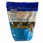 Milk Replacer For Goat Kids Non-Medicated With Probiotics High Protein 8lbs