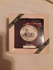 Barlow Designs, Inc. Sparks, Nv 100 Years 1905-2005 Ornament