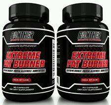 Get 2 bottles of EXTREME ECA FAT BURNER STACK by Panther Sports Nutrition