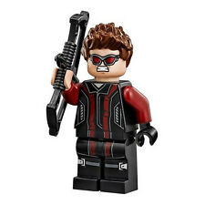 LEGO 76030 Super Heroes Avengers Hydra Showdown Hawkeye Minifigure w/ Bow *NEW*