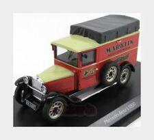 Modellini statici furgoni rosso Schüco