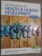 Key Concepts in VCE Health and Human Development Units 1&2 & eBookPLUS, kb2