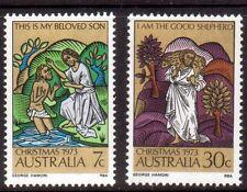AUSTRALIA 1973 Christmas MUH