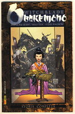 WITCHBLADE OBAKEMONO PANINI CULT COMICS 25 2003