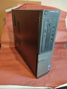 Pc de bureau DELL Optiplex 3010 DT - i5 3470  / 4 go