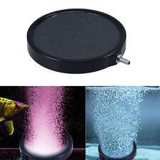 10/13cm Aquarium Fish Tank Air Bubble Disk Stone Pond Pump Hydroponics Oxygen