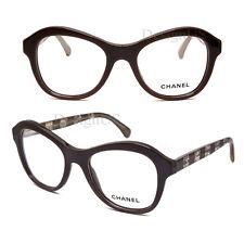 7e11d0fe09 CHANEL 16 mm - 20 mm Bridge 140 mm - 150 mm Temple Eyeglass Frames ...