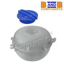 EXPANSION TANK RESERVOIR + CAP VW T5 TRANSPORTER CAMPER VAN 7H0121407C A1206