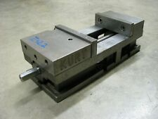 Kurt 6 Milling Machine Vise 3600v Angle Lock Versitile Work Holding Clamp