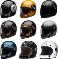 Bell Bullitt Helmet - Full Face Motorcyle Street Retro Vintage Cafe Racer DOT