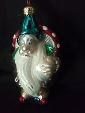 Kurt Adler Polonaise Ornament - Snow White Dwarf - Nwt
