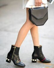 Gucci Peyton Stiefel Boots GG