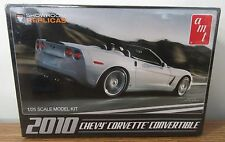 AMT 2010 Chevrolet Corvette Convertible plastic model kit 1/25 IN STOCK!!!