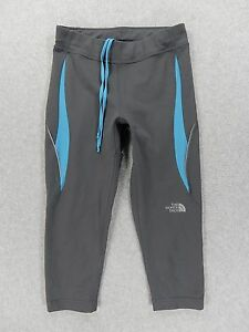 The North Face A5 Series VaporWick Compression Running Tights (Womens XS) Grey
