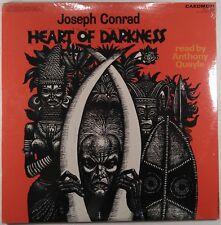 JOSEPH CONRAD: HEART OF DARKNESS [LP Record; Caedmon TC 2043]