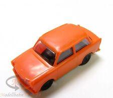 SES Trabant P-601 S Limousine Trabi DDR Osten Ostalgie orange Scale 1:87 - NEU