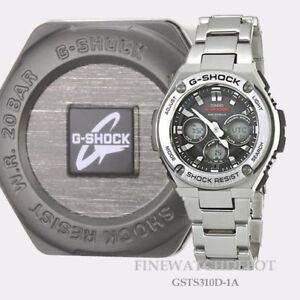 Authentic Casio G-Shock Men's G-Steel Tough Solar Ana Digital Watch GSTS310D-1A
