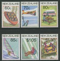TOURISM 1987 - MNH SET OF SIX (GO205-RR)