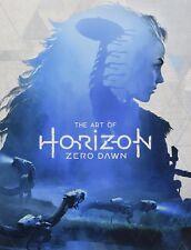 Art of Horizon Zero Dawn Hardcover History of Art & Architecture English NEW