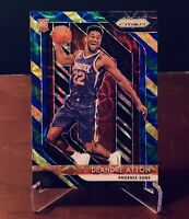 2018-19 Prizm DeAndre Ayton RC Prizms Choice Blue Yellow Green Rookie #279