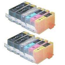 12x Tinte für Canon Pixma IP4850 IP4950 IX6550 MG5150 MG5350 MG5250 MX895 MG6150