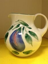 Pizzato Hand Made Water Pitcher From Italy