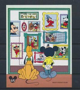 LO10146 St Vincent Pluto dog Mickey Mouse disney good sheet MNH