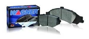 WAGNER PERFORMANCE FRONT BRAKE PAD for NISSAN 300ZX Z32 FAIRLAZY Z VG30 TURBO