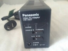 VW-AM7, PANASONIC VIDEO CAMERA AC ADAPTOR POWER SUPPLY BATTERY CHARGER 240V