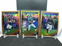 2018 Donruss Optic Football COLOR & INSERTS U Pick/Choose #101-199 FREE SHIPPING