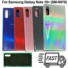 For Samsung Galaxy Note10+ 10 Plus OEM Back Door Battery Glass Cover Replacement