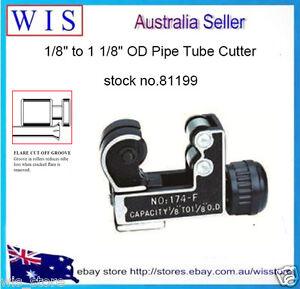 "3-28mm(1/8""-1-1/8"") Tube Cutter,Cutting Tool Copper Aluminium Plastic Pipe-81199"
