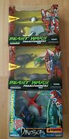 New Transformers Beast Wars Combiner Gestalts, Magmatron, Magnaboss, Tripredacus