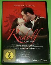 Rudolf - Affaire Mayerling (DVD) Raimund Theater | Frank Wildhorn & Jack Murphy