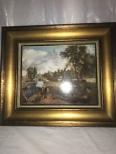 John Constable Flatford Mill Reproduced By Courtesy Of The National Gallery Lond
