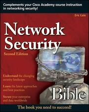 Bible: Network Security 645 by James W. Conley, Cole eBook