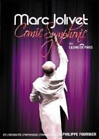 MAR JOLIVET AU CASINO DE PARIS COMIC SYMPHONIC COMEDIE DVD  NEUF SOUS BLISTER