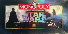 Star Wars Monopoly Classic Trilogy Edition REPLACEMENT GAME EQUIPMENT 1997