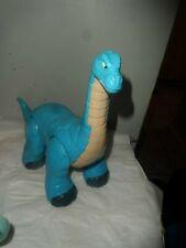 Fisher Price Imaginext Blue Apatosaurus Dinosaur Dino Toy