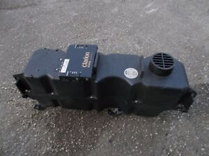 USED & GENUINE LAND ROVER CLASSIC SUB WOOFER ASSEMBLY PT# AMR3455 AND AMPLIFIER