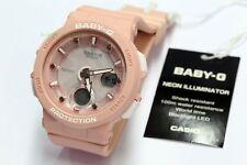 BGA-250-4A Baby-G Color Models Casio Ladies Watches Digital Resin 100m