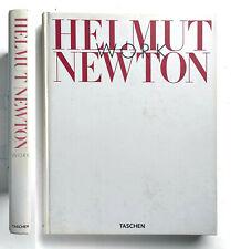 Helmut Newton work - Françoise Marquet e Manfred Heiting - Taschen 2000