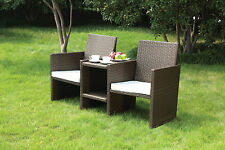 2 Seater Garden Companion Set Furniture - A Free Finger Spinner-Free Delivery