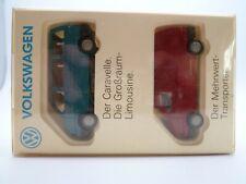 WIKING 1/87 HO VOLKSWAGEN TRANSPORTER T4 DEALER PROMO MODELS ORIGINAL BOX 1990s