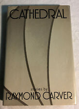 Cathedral by Raymond Carver (1983, Hardcover, Very Good, 1st Edition)